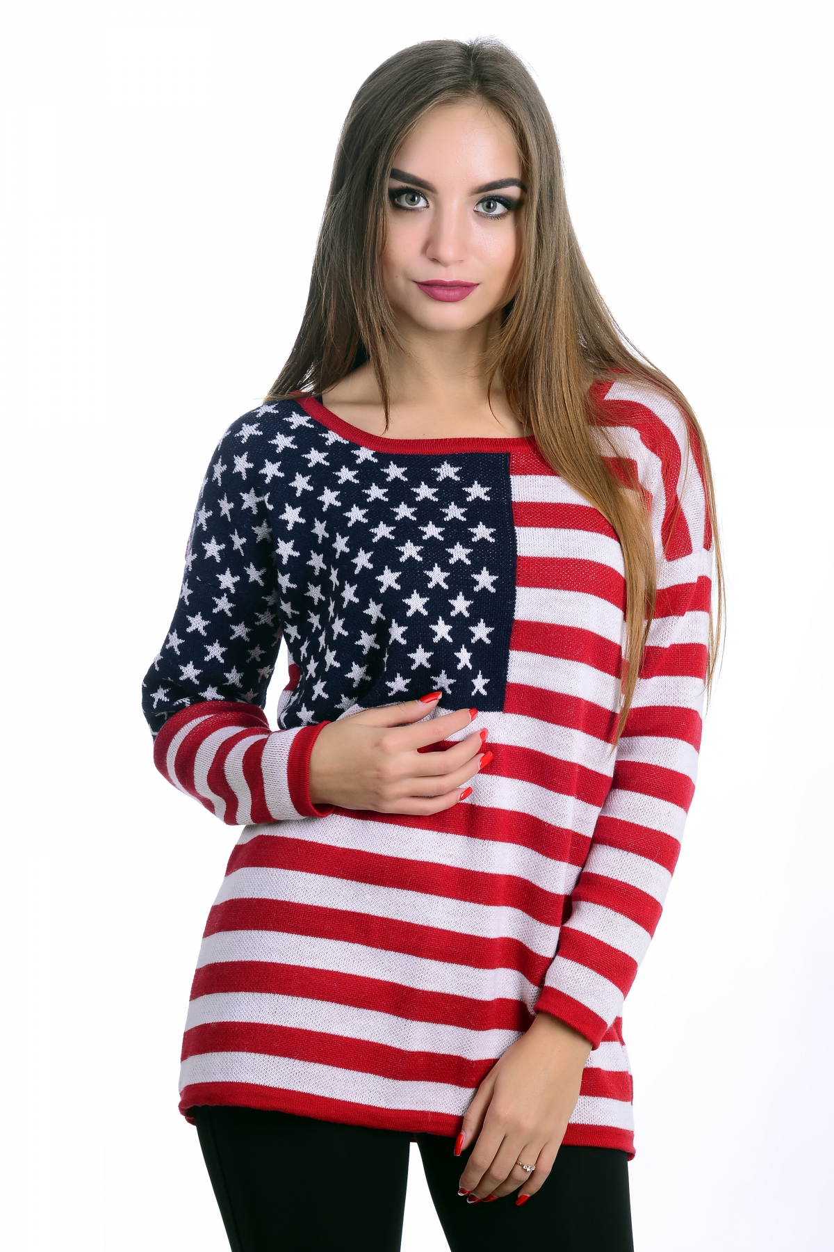 Американский джемпер