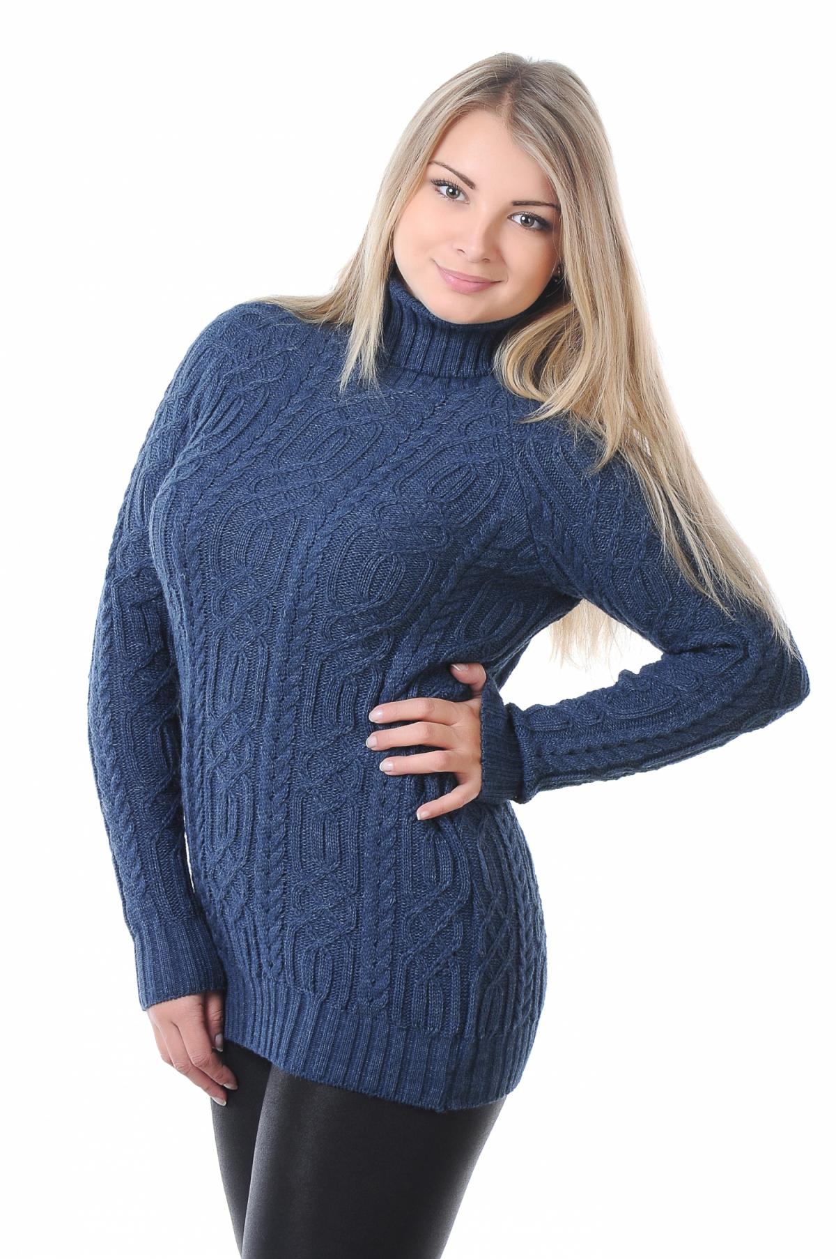 Купить удлиненный свитер женский доставка