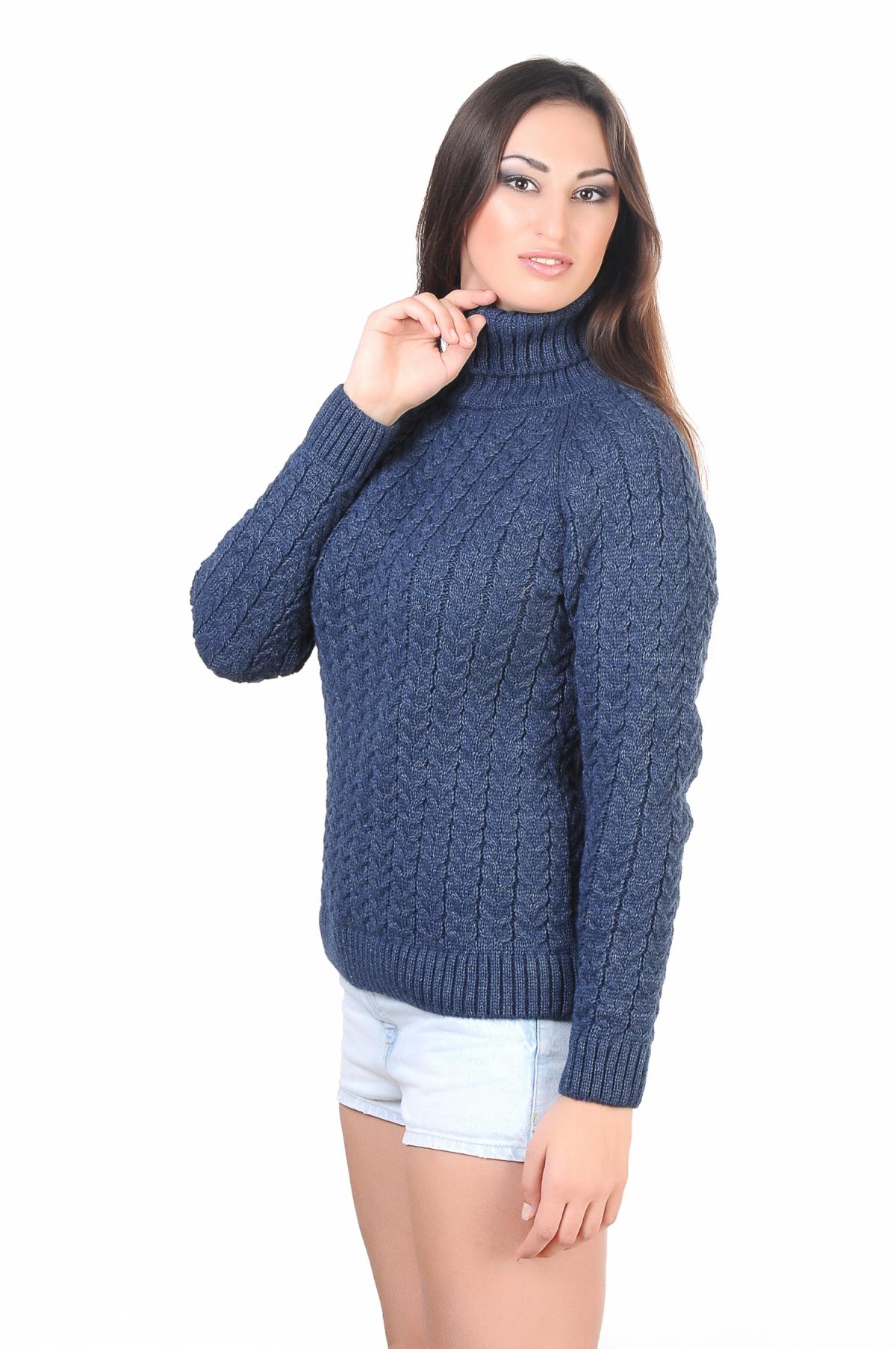 Купить свитер крупной вязки женский доставка