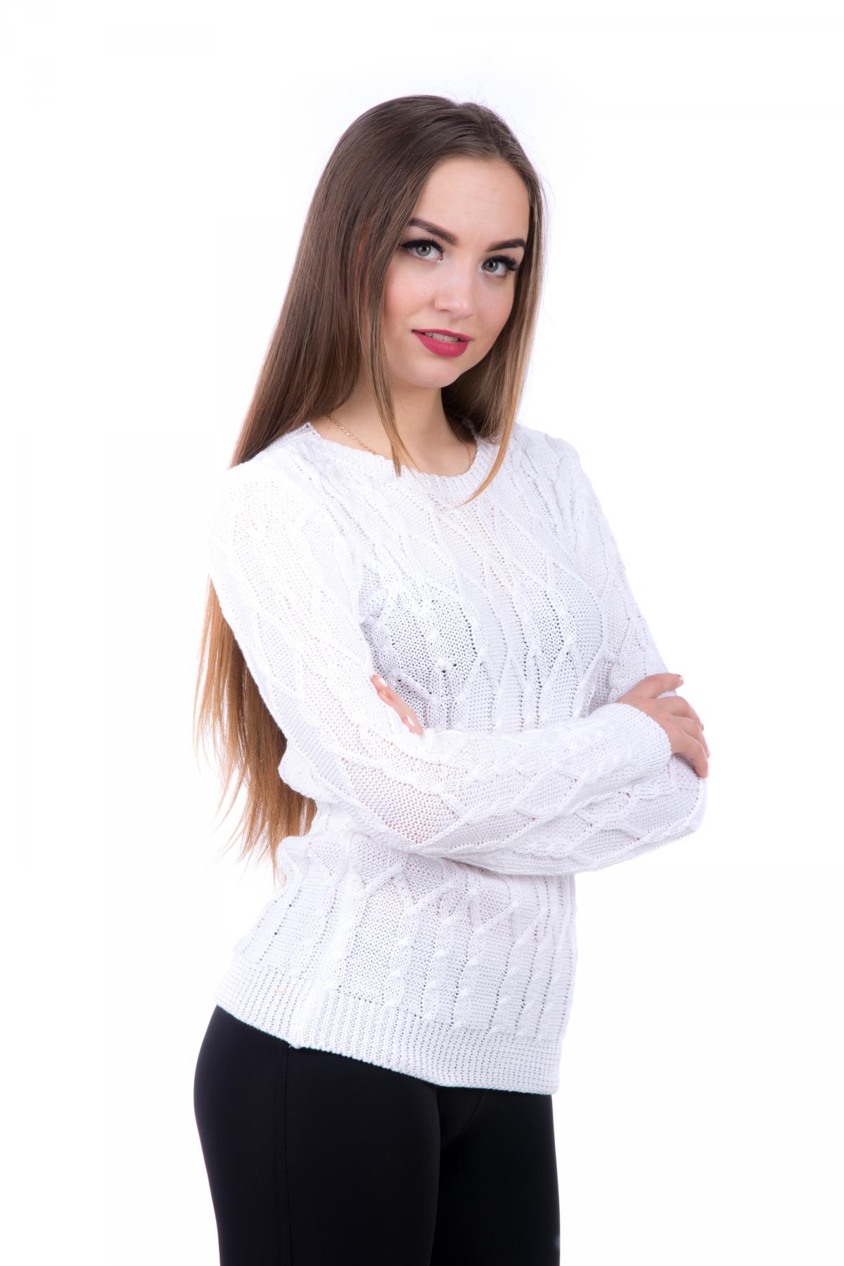 Джемпер Женский Хлопок С Доставкой