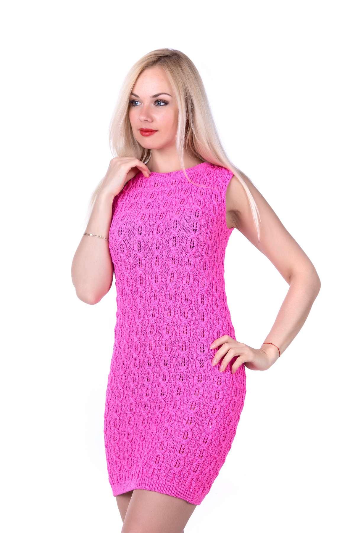 Платье Одри без рукав