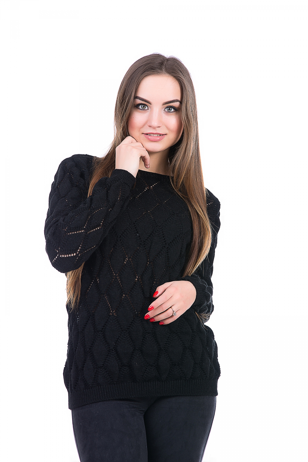 Модный Джемпер Женский Доставка