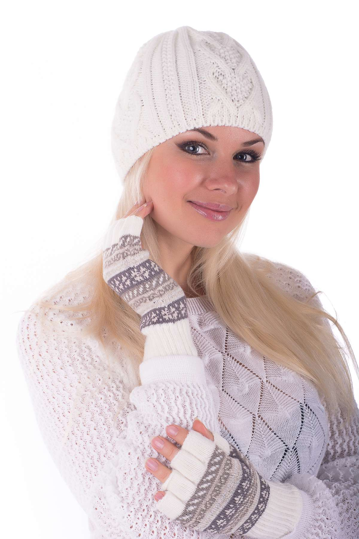 Купить Белый Джемпер Женский Доставка