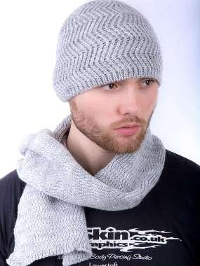 купить мужские вязаные шапки оптом и в розницу